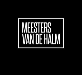 Logo meesters van de Halm+payoff-Black-FC